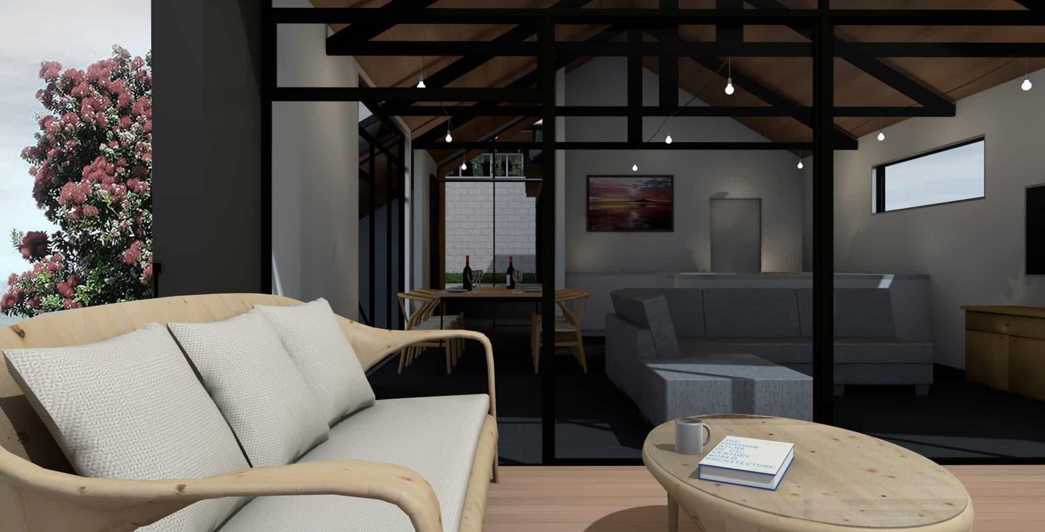 Estuary House - Exterior Render 2