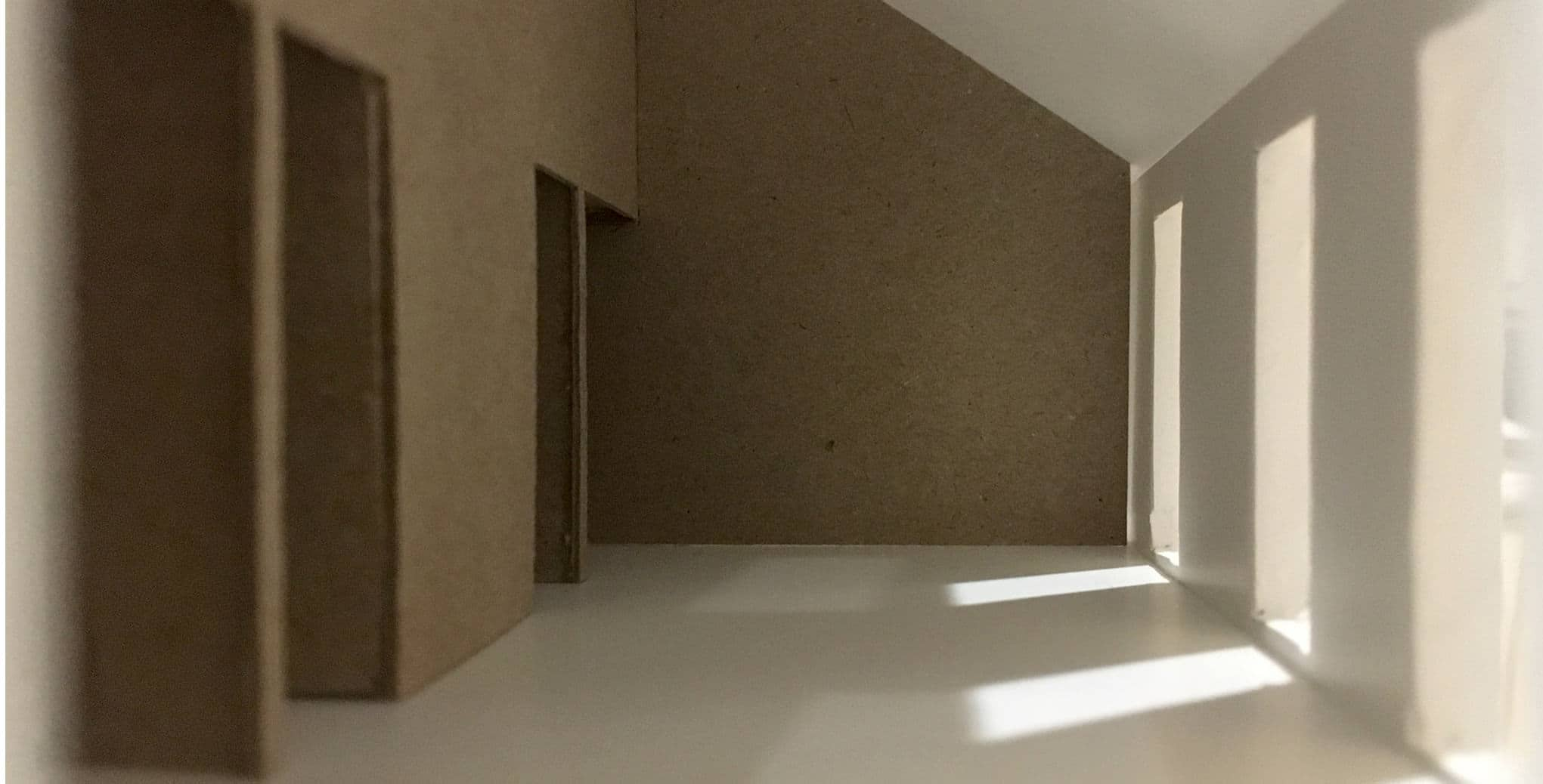 Lower Saddle Passive House - Interior 1