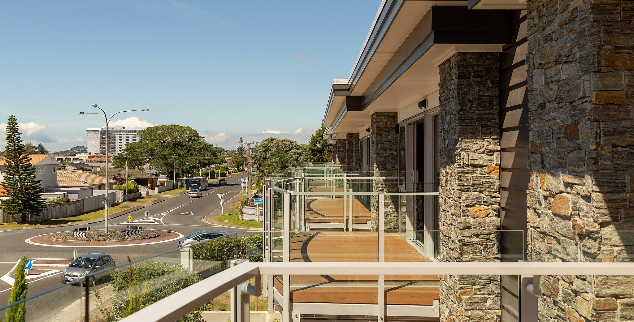 Orewa Grand Apartments - Reclad 1