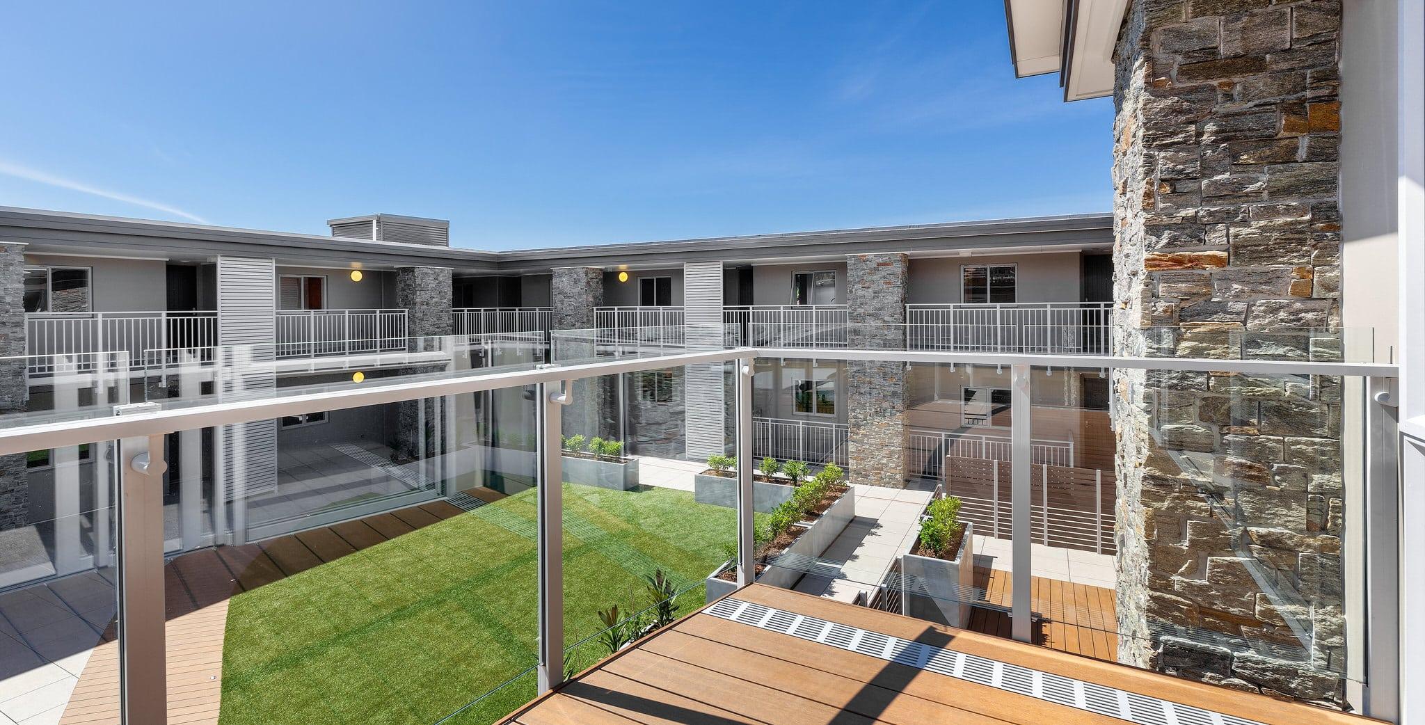 Orewa Grand Apartments - Reclad 2