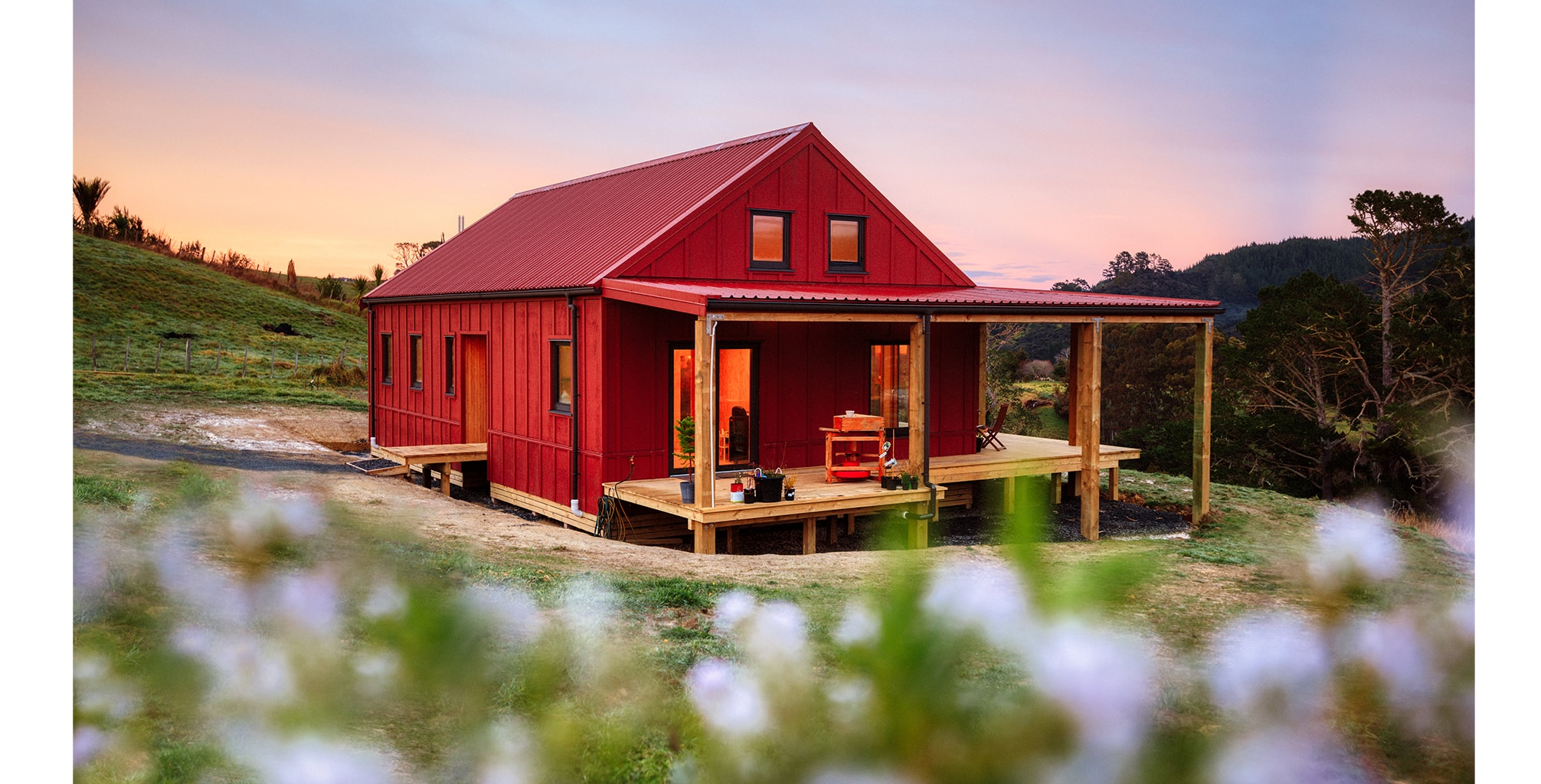 What makes a good passive house?