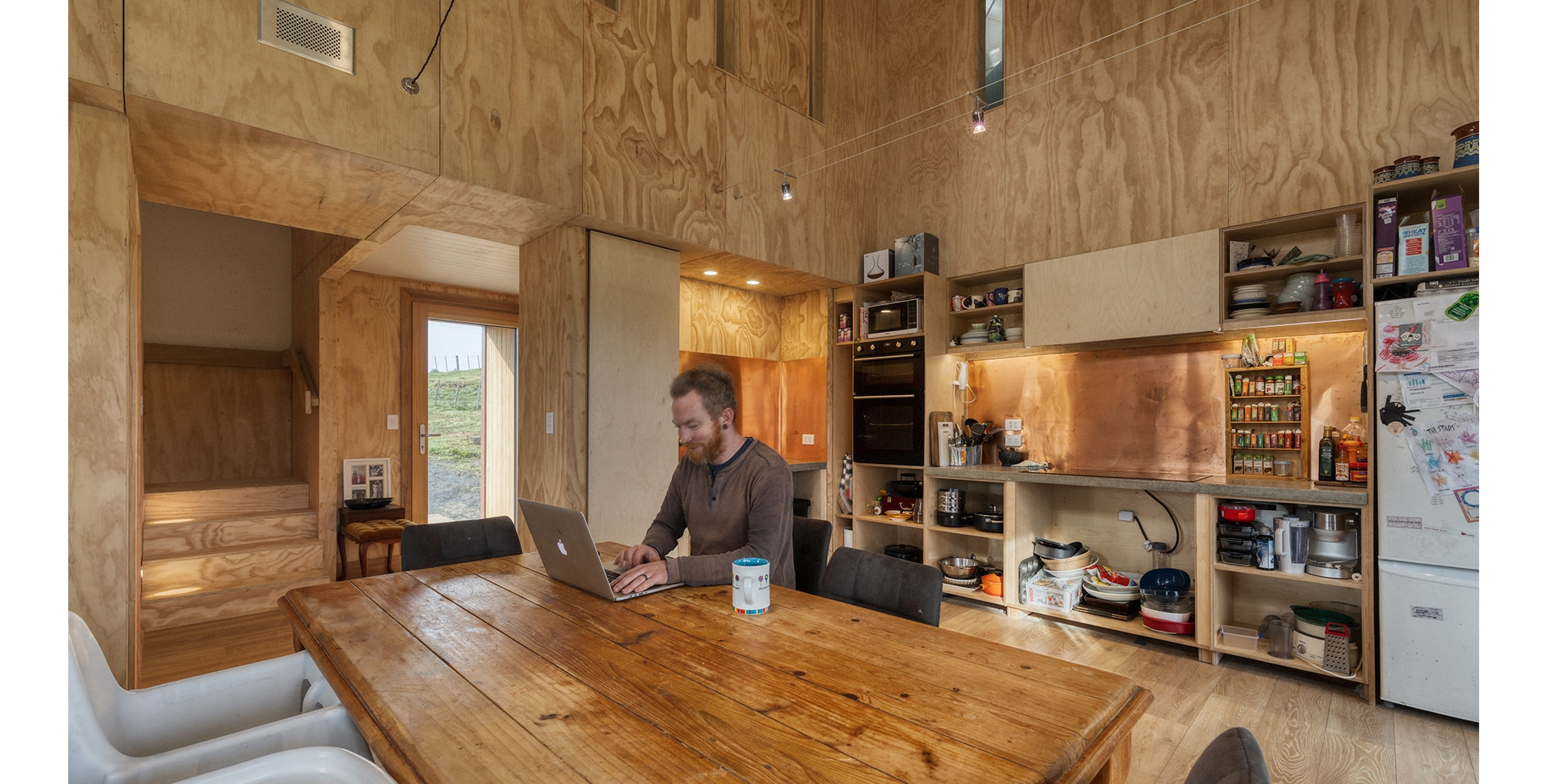 What defines a passive house?