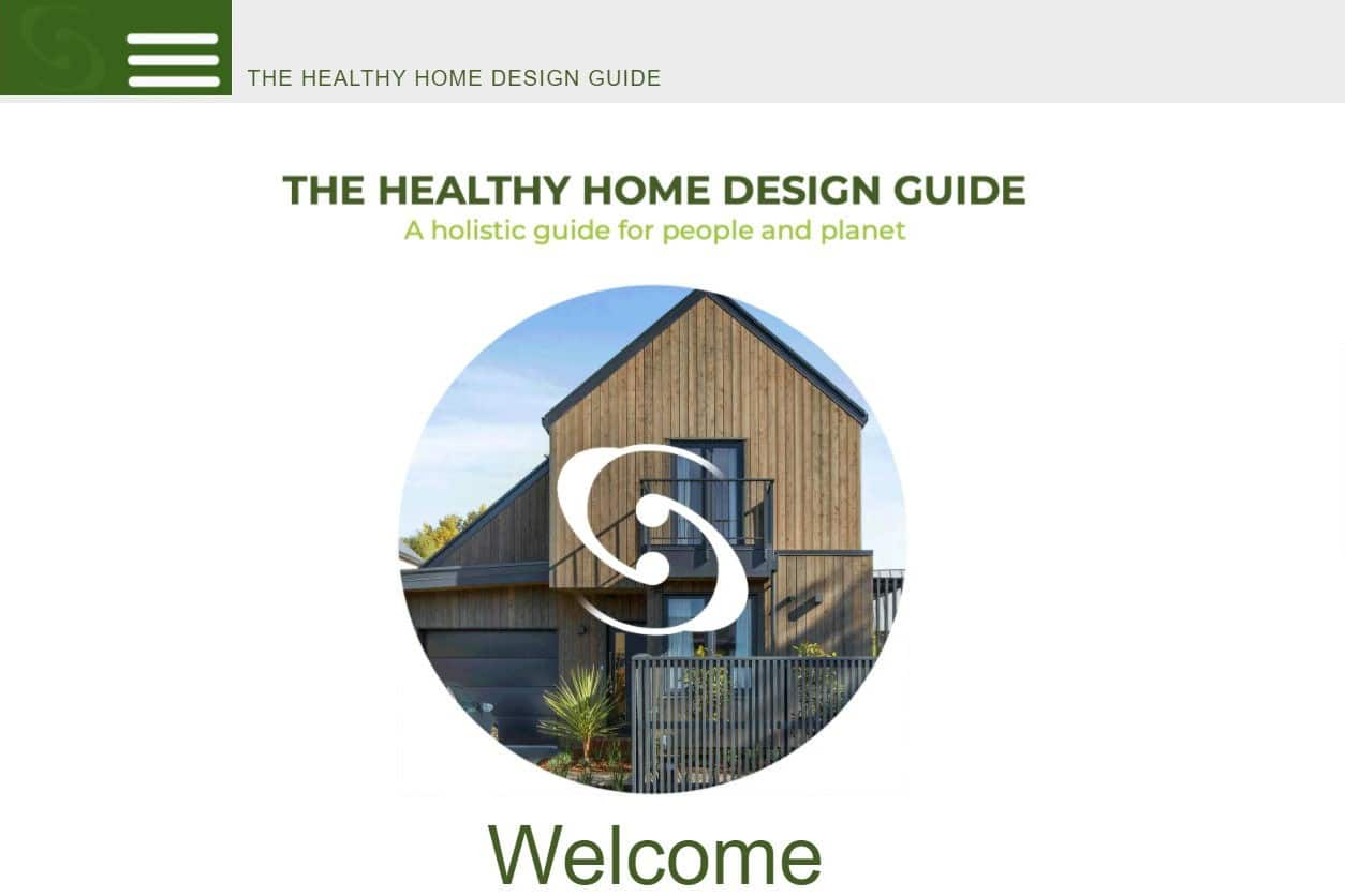 The Healthy Home Design Guide